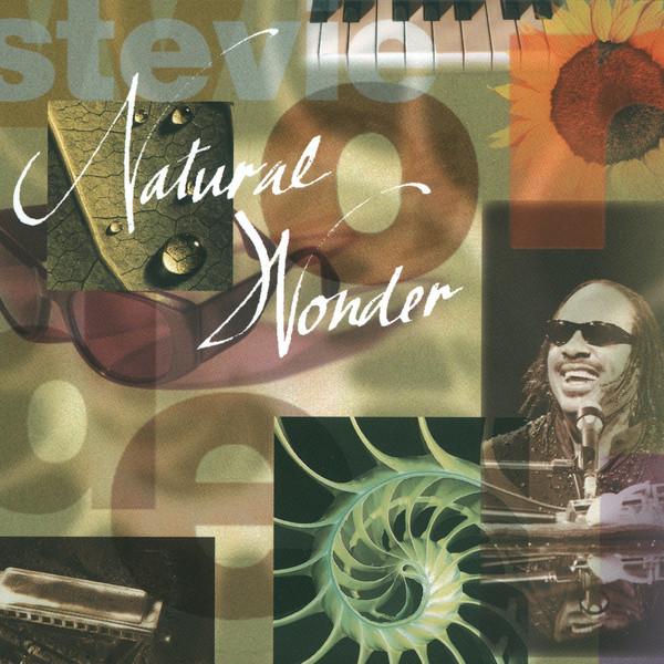 Альбом Стиви Уандера№22*CD1 Natural Wonder (live)1995