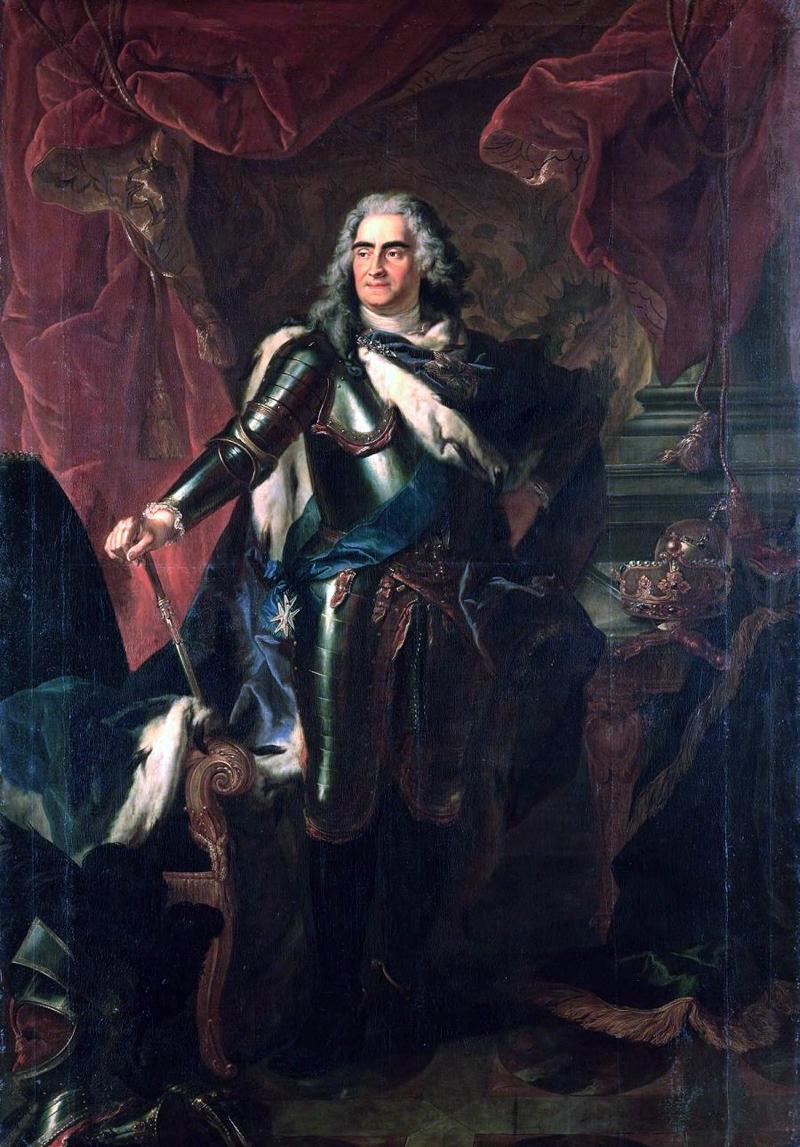 Август Сильный, также Фридрих Август I Саксонский и Август II Польский