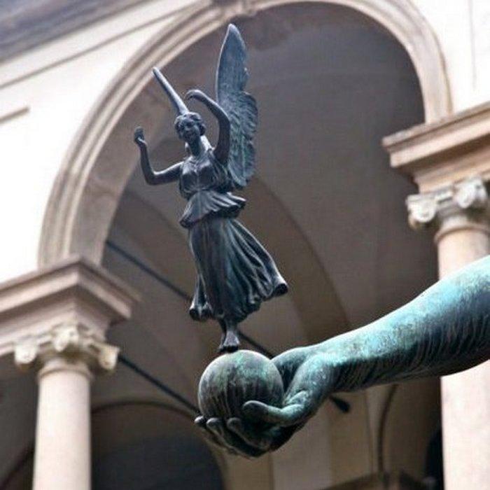 Ника, богиня победы